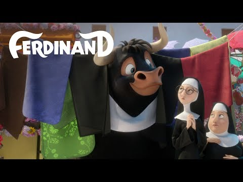 Ferdinand | Extended Preview | Fox Family Entertainment