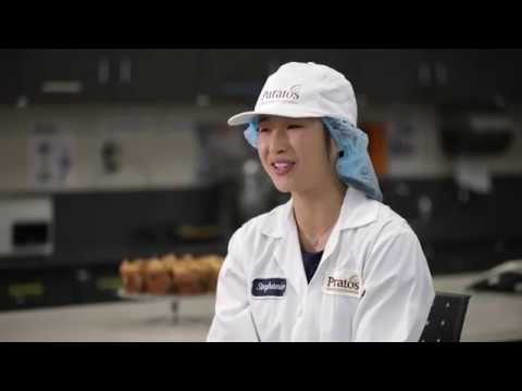 Stephanie Wong, Food Science Student