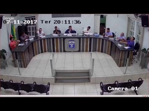 13ª Reunião Ordinária - 07 de Novembro de 2017