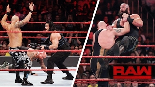Nonton WWE Monday Night RAW 2 20 2017 Highlights HD   WWE RAW 20 February 2017 Highlights HD Film Subtitle Indonesia Streaming Movie Download