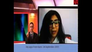 توقعات جوي عياد تحالف ضد سوريا وتوقعات 2016 اجزء اساني-2