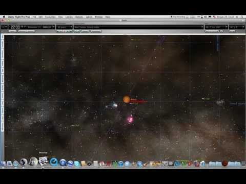 2012 Galactic Plane, Equator & Solstices