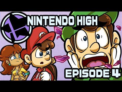 Nintendo High (Ep 4) - Identity Theft