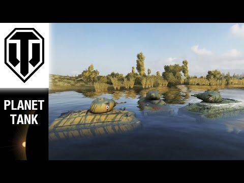 Planet Tanks - World of Tanks