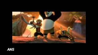 ANGELINA JOLIE&JACK BLACK STAR IN OSCAR BEST ANIMATED FEATURE NOMINATED 'KUNG FU PANDA 2'