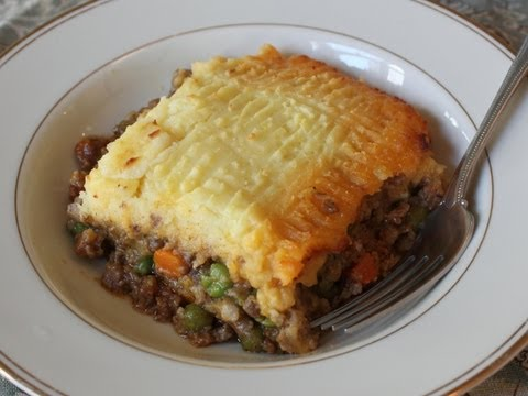 Irish Shepherd's Pie - Classic Shepherd Pie for St. Patrick's Day