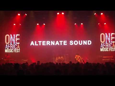 ALTERNATE SOUND One Africa Music Fest Dubai 2018