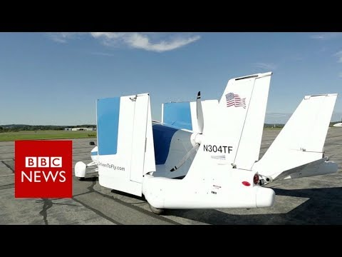 Flying cars: Will they ever take off? - BBC News