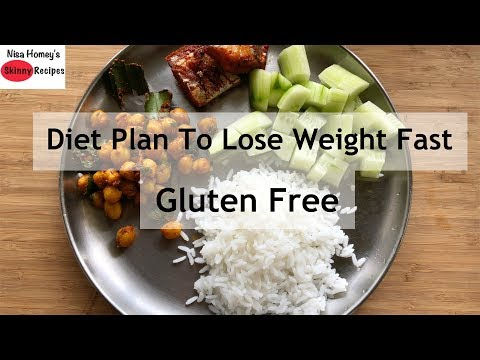 Full Day Indian Diet Plan For Weight Loss - Healthy Gluten Free Meal Plan | Skinny Recipes