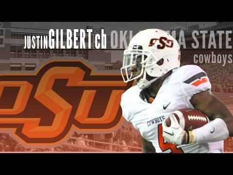 Justin Gilbert - 2014 NFL Draft profile video.