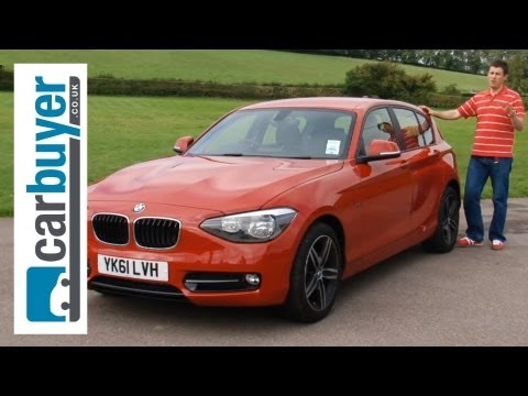 BMW 1 Series hatchback 2013 review – CarBuyer