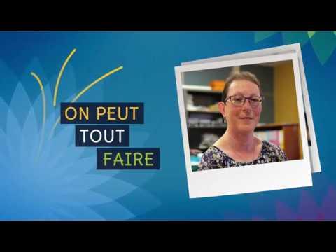 Video La tête de l'emploi - Nadine au coeur de l'entreprise adaptée HandiPRINT