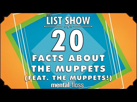 20 Facts About The Muppets