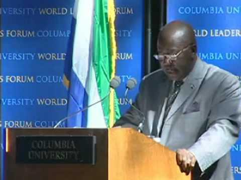 Sierra Leone: Die Ziele der Milleniumentwicklung