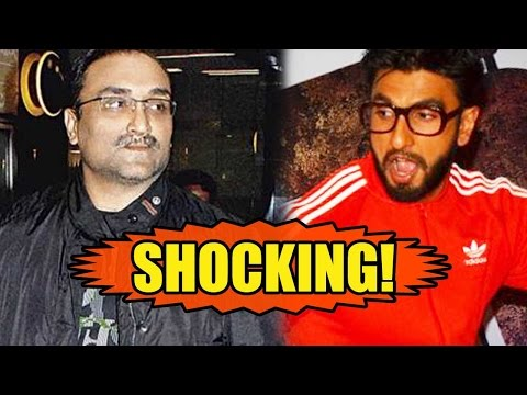 SHOCKING! When Aditya Chopra Got Offended On Ranve