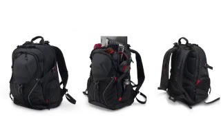 Dicota pack in the style with their latest backpack for gamers