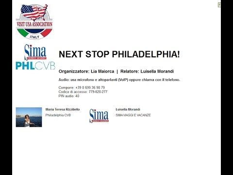 Video NEXT STOP PHILADELPHIA!