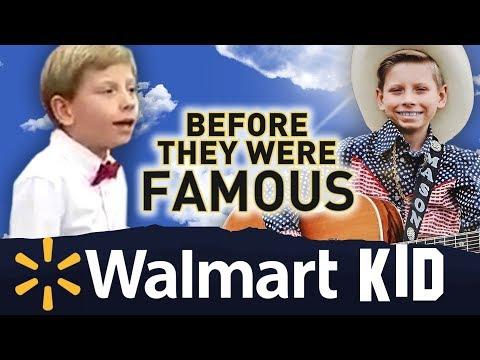 YODELING WALMART KID   Before They Were Famous   Little Hank AKA Mason Ramsey