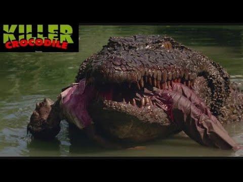 Monster Mash Mini-Review-Killer Crocodile (1989)