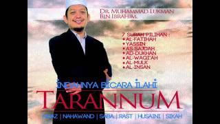 Video Surah Al-Fatihah 8 Tarannum Dr Muhammad Lukman Ibrahim MP3, 3GP, MP4, WEBM, AVI, FLV Desember 2018