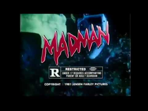 'Madman Marz' Theme Song (Chill Out Cover Version) Slasher 'Madman' (1982)
