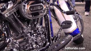 9. 2014 Harley Davidson FLSTNSE CVO Softail Deluxe Motorcycles Models prices