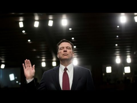 US - Highlights of James Comey ABC News' interview