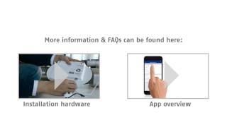 SMARTVEST Tutorial - opening detector app