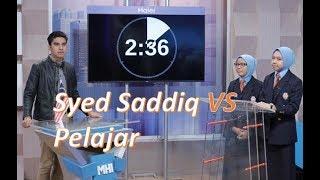 Video Syed Saddiq berdebat dengan dua pelajar di Malaysia Hari Ini MP3, 3GP, MP4, WEBM, AVI, FLV Oktober 2018
