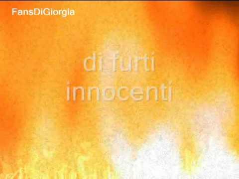 , title : 'Giorgia - Ora lo so - Canzone più Testo (2009)'
