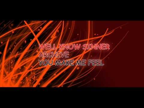 Tekst piosenki Archive - Well Known Sinner po polsku