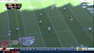 Kevin Hogan vs ASU (2013)