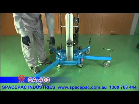 Super Lifter | 4 meter Lifting | 120kg Capacity