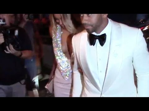 Russell Wilson And Sexy Wife Ciara Dine At Craig's Following ESPYs, Asked About Wedding Night