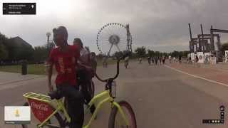 #PegmanIsHere Parque Fundidora time-lapse