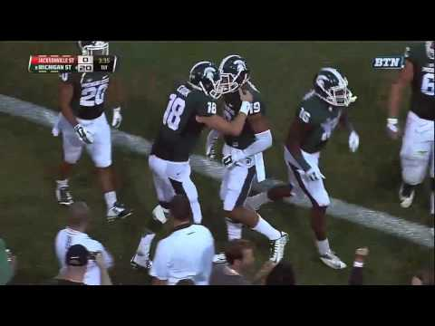 Connor Cook vs Jacksonville St. 2014 video.