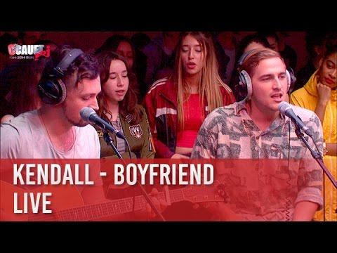 Boyfriend (Live) – C'Cauet sur NRJ