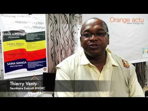 Enawo : Les consignes du BNGRC en cas d'alerte rouge