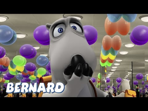 Bernard Bear | The Amusement Park AND MORE | 30 min Compilation | Cartoons for Children