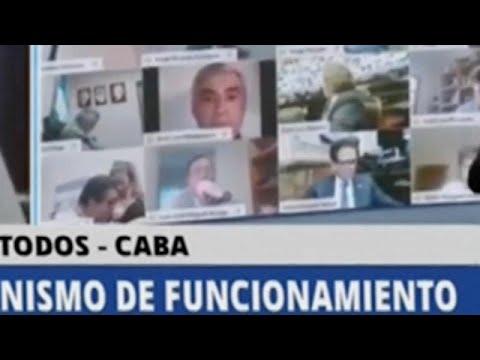 «Ακατάλληλη για ανηλίκους» online συνεδρίαση της Βουλής στην Αργεντινή…