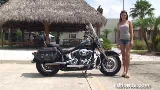 10. Used 2007 Harley Davidson Heritage Softail Classic Motorcycles for sale  - Ocala, FL