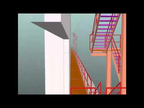 Escalera metalica prefabricada videos videos - Escalera caracol prefabricada ...