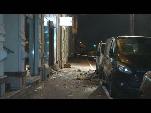 Döbeln: Explosion beschädigt AfD-Parteibüro in Sachsen