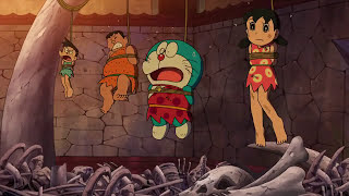 Doraemon the Movie Nobita and the Birth of Japan 2016 best scene