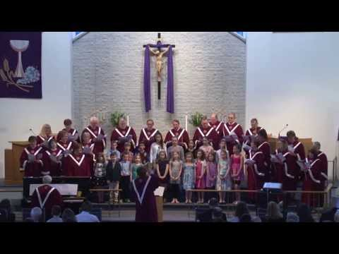 Bethlehem Lutheran Church - Palm Sunday 2014