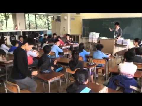 和光鶴川小学校 16年度学級開き