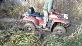 8. Mudfest with the Arctic Cat 700
