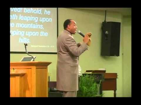 "Apostolic Preaching- Dr. Gerald Jeffers- ""The Progression of the Word"""