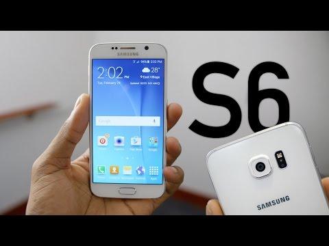 Samsung Galaxy S6 Impressions!