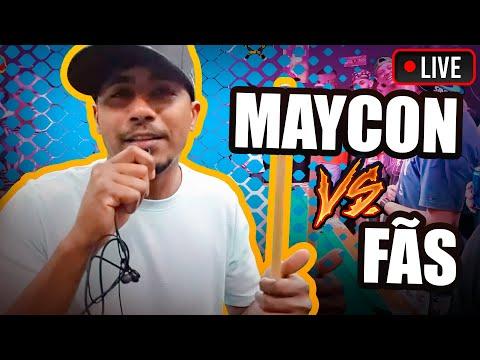 Maycon X Lucas Dente - AO VIVO DE FRANCA